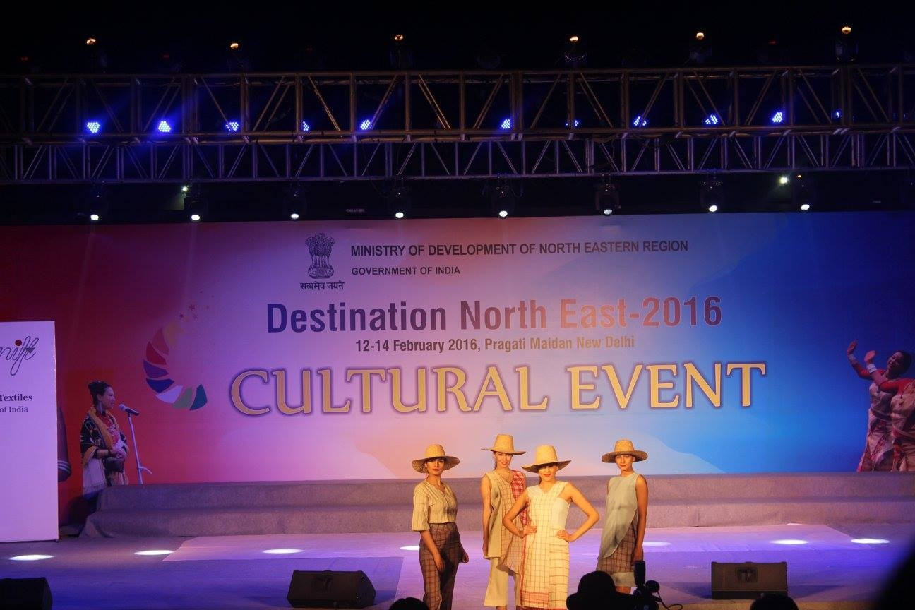 North East Destination, New Delhi : 2016