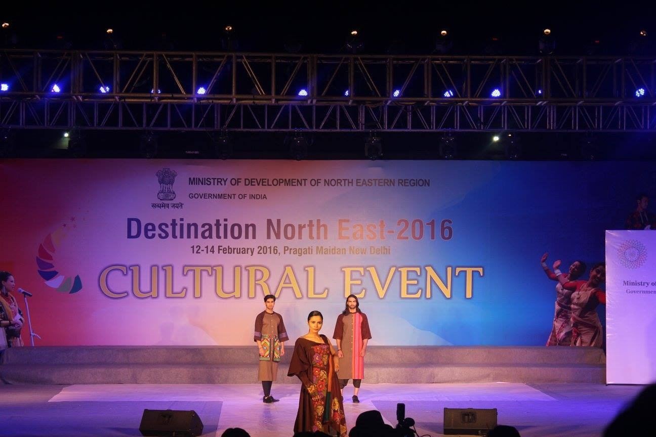 North East Destination 2016 - New Delhi